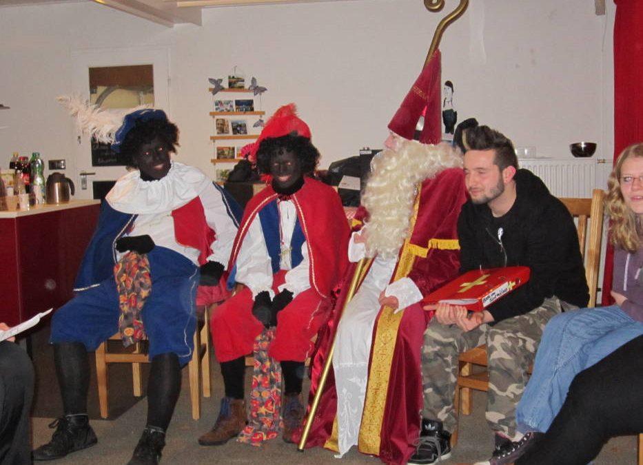 Sinterklaas op de Ganzenbrink