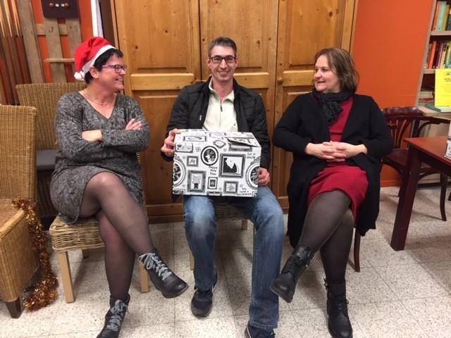 Kerstpakketten bewoners 2017